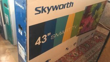 Распродажа новых телевизоров Skyworth 32, 40, 43 дюйма smartВ связи с