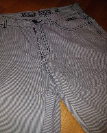 Osella jeans teget bele straftaste bermude..sitne strafte..prakticno - Beograd
