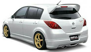 Bakı şəhərində Nissan tiida (2006-2010) on stupciya (flans).catdirilma pulsuz