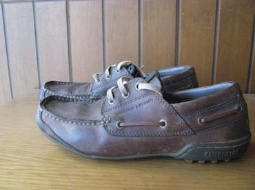 CAT kozne cipele (mokasine), izuzetna udobnost i izrada. Cipele lepo - Zrenjanin