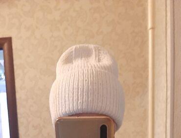 шапки и варежки в Кыргызстан: Тёплая шапка