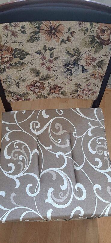 Fotelje | Srbija: Jastuci za stolice bez naslona 150 sa naslonom 300 din desen Birate