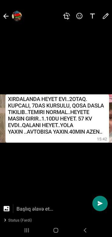 qobuda torpaq satilir - Azərbaycan: Satılır Ev 53 kv. m, 3 otaqlı