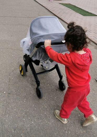 Продам коляску 2 в 1. Этой коляске можно петь оды. Очень удобная с 0+