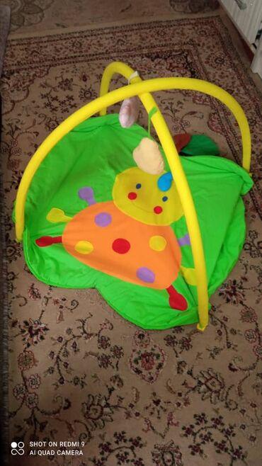 Детский Развивающий коврик  Уступлю