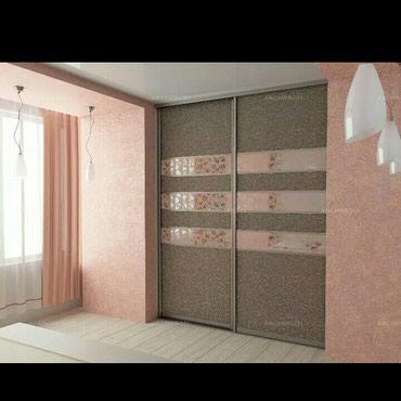 Купе шкафы на заказ любой сложности красивый дизайн и качественно в Токмак