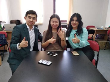 ВЫПУСКНИКИ  ВЫСШИХ УЧЕБНЫХ ЗАВЕДЕНИЙ  Можно без опыта работы Сами в Бишкек