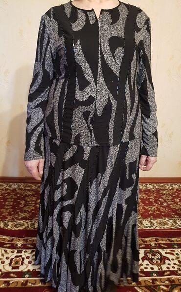 вечернее платье 52 54 размер в Кыргызстан: Женское платье. Размер 52-54. Корея