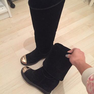 Cizme br 40 mogu da se nose duboke i plitke - Subotica