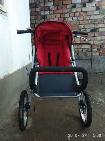 Детский велотрансформер каляска. в Ош