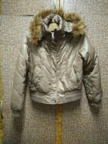 Куртка теплах в отличном состоянии 48 размер. в Бишкек