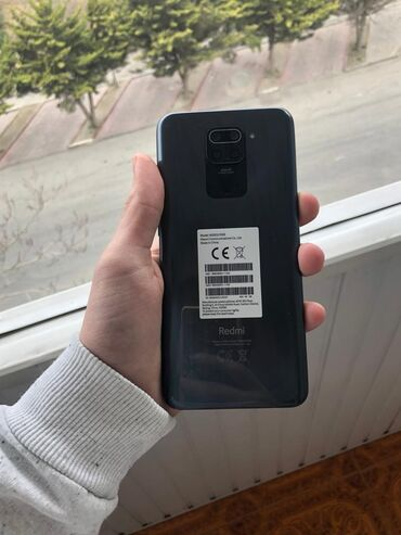 Adaptör başlığı - Azərbaycan: Yeni Xiaomi Redmi Note 9 qara