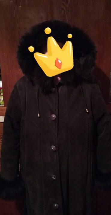 Продаю дублёнку в хорошем состоянии 3000. в Бишкек