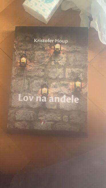 Knjige, časopisi, CD i DVD | Kikinda: Nova knjiga Lov na andjele