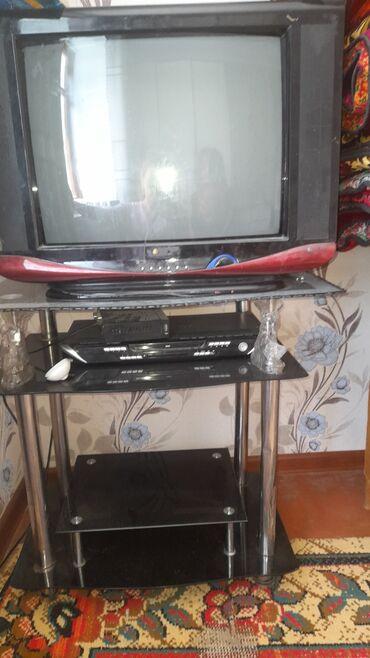 Мебель - Кара-Суу: Тумба и телевизор