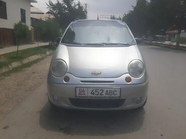 Транспорт - Баткен: Daewoo Matiz 0.8 л. 2006   150000 км
