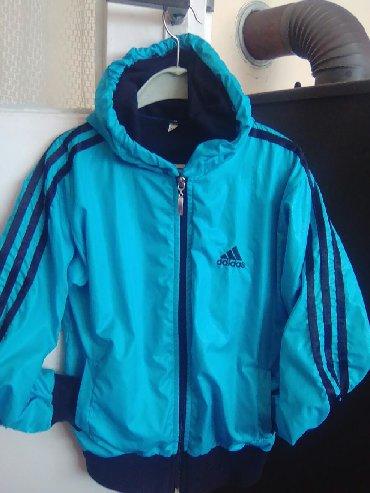 Adidas suskavac zenski - Srbija: Adidas suskavac jaknica,za decake broj 8 idealna za sportistene