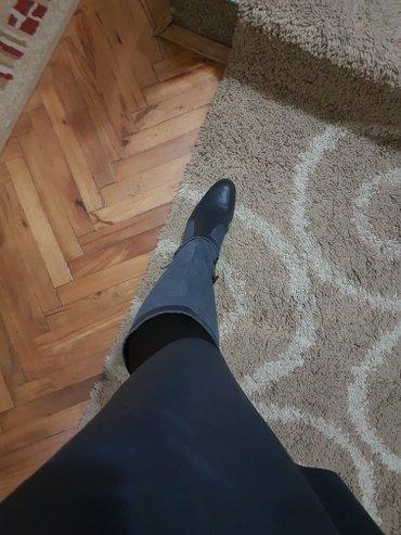 Kozne cizme jednom obuvene br. 39 - Sid
