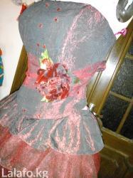 Платье, новое на девочку р-р 44 - 46 в Бишкек