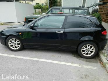 Alfa romeo 147 1 6 mt - Srbija: Alfa romeo 147 polovni delovikompletan auto u delovima. Povoljne cene