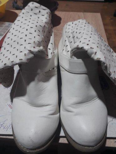 Ženska obuća   Vrbas: Zenske,prolecne,kratke cizme u super stanju. nigde ni ogrebane,dugo