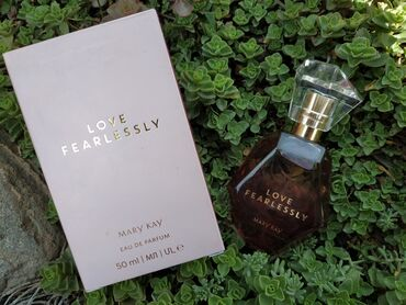Парфюмерия - Кок-Ой: Парфюмерная вода Love Fearlessly™Вдохновением для создания аромата