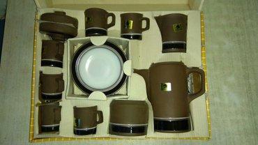 Продаю новый кофейный набор, хорошо в Бишкек