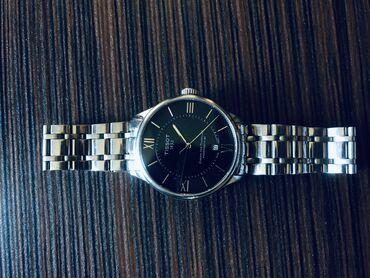 zhenskie chasy tissot original в Кыргызстан: Серебристые Мужские Наручные часы Tissot