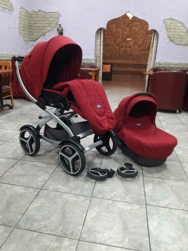 Детский мир - Кыргызстан: Итальянская коляска Chicco Artic 2в1 состояния идеал желательно
