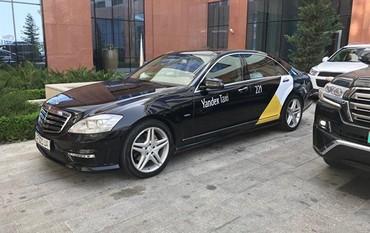 Заработок Яндекс.Такси с лич. авто в Бишкек