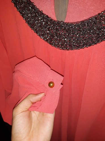 Haljine - Zabalj: Tunika, može da se nosi i kao haljina, zaista lepo stoji i može da se