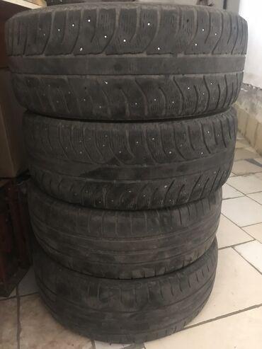 б у шины диски в Кыргызстан: Шина б/у 215/60/16