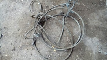 Буксировочный тросс! Длина 4м.70см. Толщина 10мм. в Бишкек
