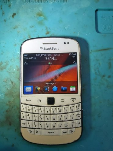 blackberry 7730 - Azərbaycan: Blackberry 9900 +adaptr. Wp elaqe saxliya bilersiz