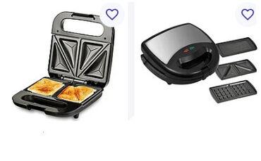 Вафельница+сендвичница+гриль ravenda rav-a801 3в1 отличного качества