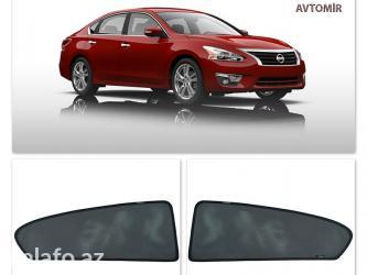 Bakı şəhərində Nissan altima  və hər növ avtomobi̇l üçün pərdələr.