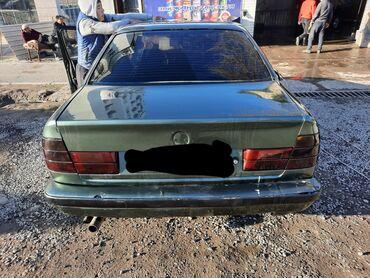 BMW - Зеленый - Бишкек: BMW 525 2.5 л. 1990 | 4444444 км