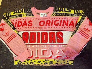 Ženske dukserice | Srbija: Adidas dzemper limited edition, kupljen u Lisabonuplacen 140 €