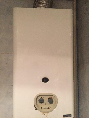 Orijinal Termet su qızdıcısı(Polşa). Hal-hazırda istifadə olunur. Trub