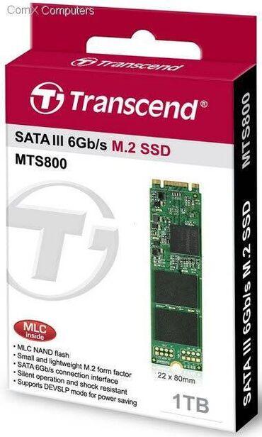 "SSD M.2 ""Transcend 1Tb""   Transcend M.2 S"
