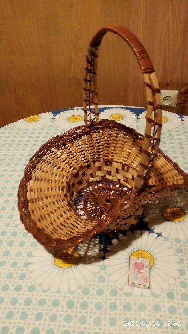 вешалки для одежды напольные оригинальные в Азербайджан: Корзина для подарков