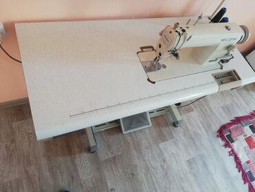 Электроника - Кок-Ой: Швейная машина в отличном состоянии мало пользовались 12500
