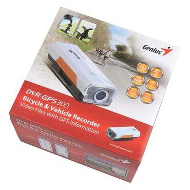Автоэлектроника - Кара-Балта: Продаю Genius регистратор DVR-GPS300, который подходит для
