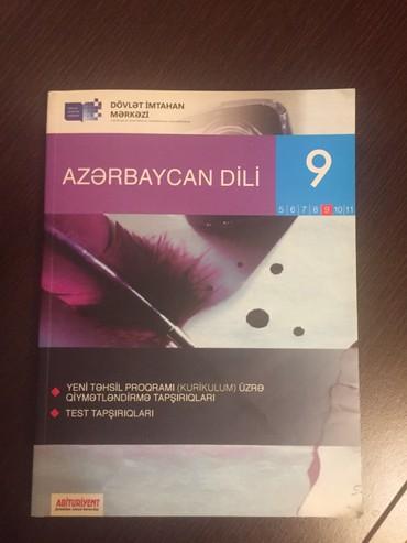 - Azərbaycan: Dim azerbaycan dili 9-cu sinif bir az islenib 4 azn satilir