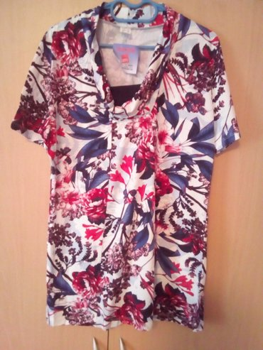 Novo!!! Ženska letnja tunika od 95% viskoze i 5% elastina, kupljena u