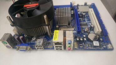 Сборка на LGA 775, ddr3 + процессор Core 2 Duo E7600 2 ядра,Asrock