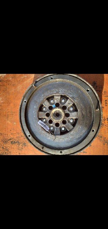 диски на авто bbs в Кыргызстан: Продаю Маховик Демпферный 2.2 2.7 CDI высокий - новый вид комплект с