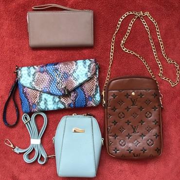 сумки в наличии в Кыргызстан: Новые женские сумки,кошельки и клатчи! Так же в наличии и другие сумки