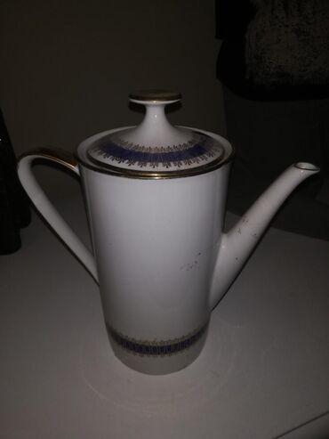 Kuća i bašta - Pancevo: Porcelan,, predivan čajnikPOGLEDAJTE MOJE OGLASE IMA PUNO BRENDIRANIH