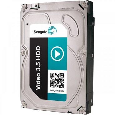 """Bakı şəhərində Seagate 1TB Video HDD 3.5"""" SATA Internal Hard Drive (Yeni)"""